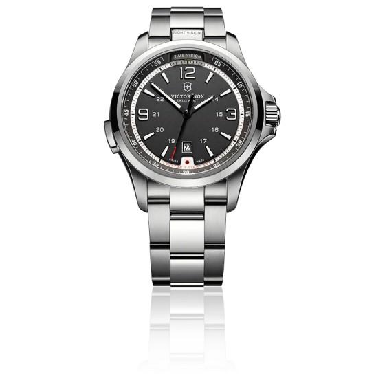 a833ebb23231 Reloj Victorinox Night Vision de Acero 241569 - Ocarat