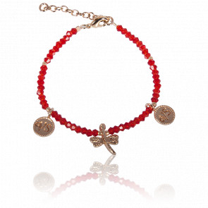 Pulsera Summer Delight Rojo