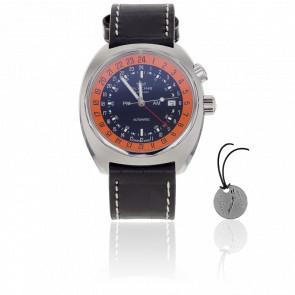 Reloj Airman SST 12 GMT pumpkin