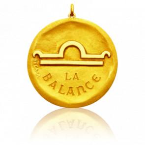 Medalla del zodíaco, Signo Libra