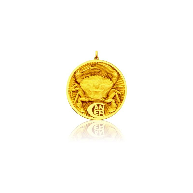 Medalla zodiaco Cáncer
