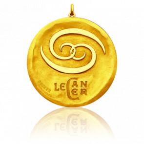 Medalla signo del zodiaco Cáncer, Becker