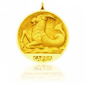 Medalla Zodiaco Capricornio