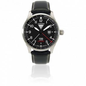 Serie Hugo Junkers GMT Doble Hora