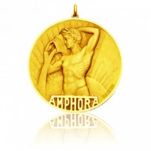Medalla del zodiaco, Signo Acuario