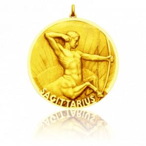 Medalla del zodiaco, Signo Sagitario