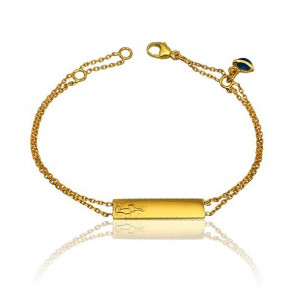 Barbada El Principito Oro Amarillo 18k