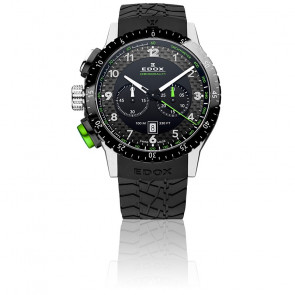 Reloj Chronorally 10305 3NV NV Verde- Edox