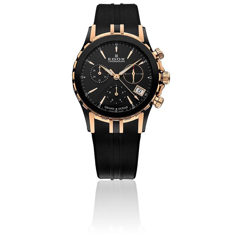 Reloj Edox Chronoffshore 1 Chronolady Blanco