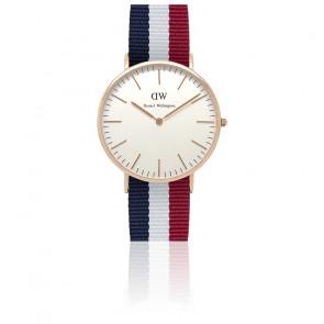 Reloj Classic Cambridge Oro Rosa 40mm