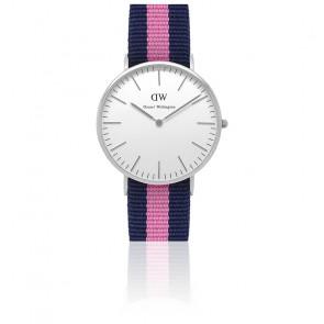 Reloj Classic Winchester Plateado Señora 36mm