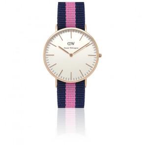 Reloj Classic Winchester Oro Rosa Señora 36mm