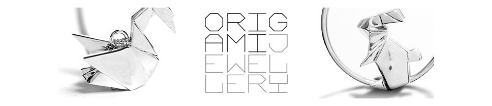 Joyería Origami