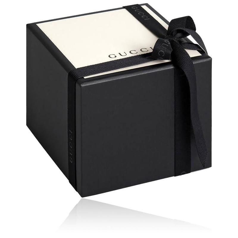 4f511a5537 ... Reloj Gucci Interlocking Esfera Nácar 29 mm Cuero YA133516